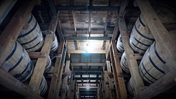 bulk bourbon production