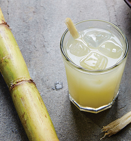 Sugarcane alcohol in bulk