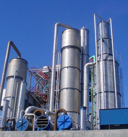 Molasses alcohol in bulk