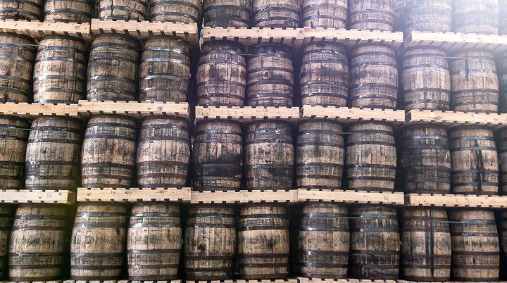 Bulk irish whiskey